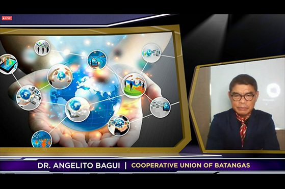 Dr. Angelito Bagui Cooperative Union of Batangas eBanking