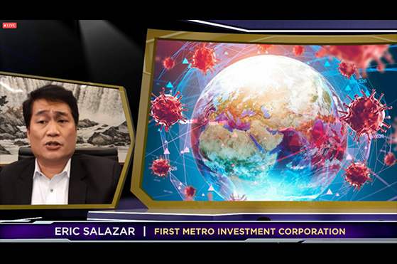 Eric Salazar First Metro Investment Corporation eBanking