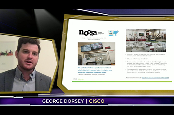 eManufacturing and eLogistics George Dorsey Cisco