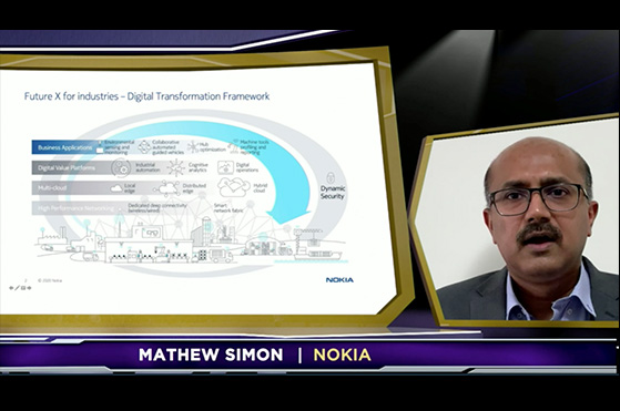 eManufacturing and eLogistics Mathew Simon Nokia