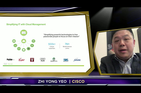 eManufacturing and eLogistics Zhi Yong Yeo Cisco