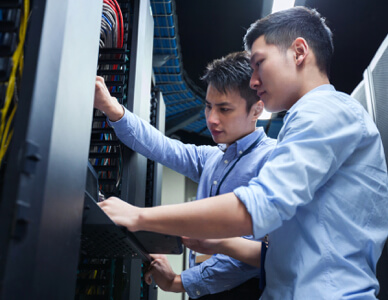 Managed Server Hosting